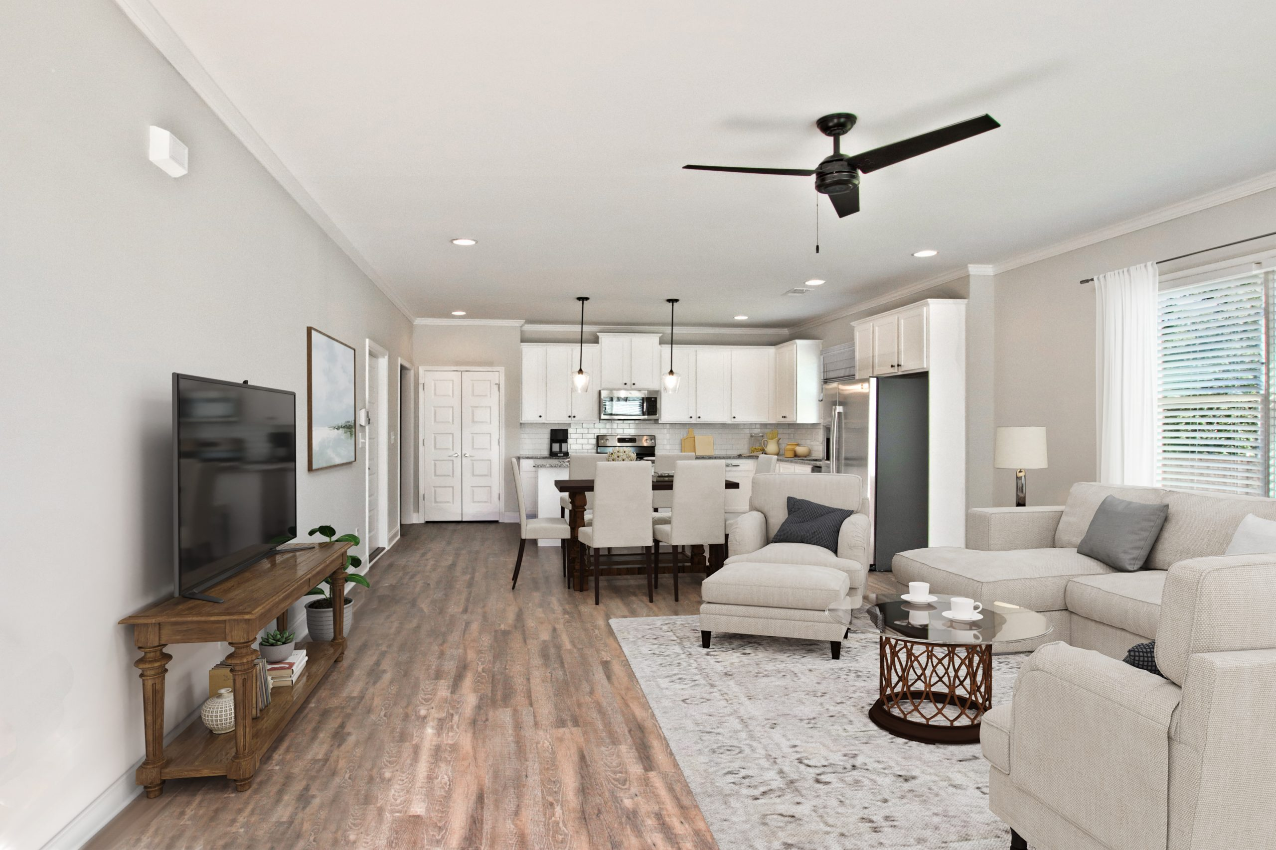 Luxury Finishes & Convenience